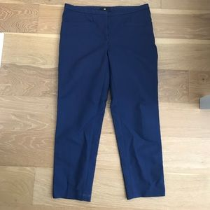 H&M CROP WORK PANT